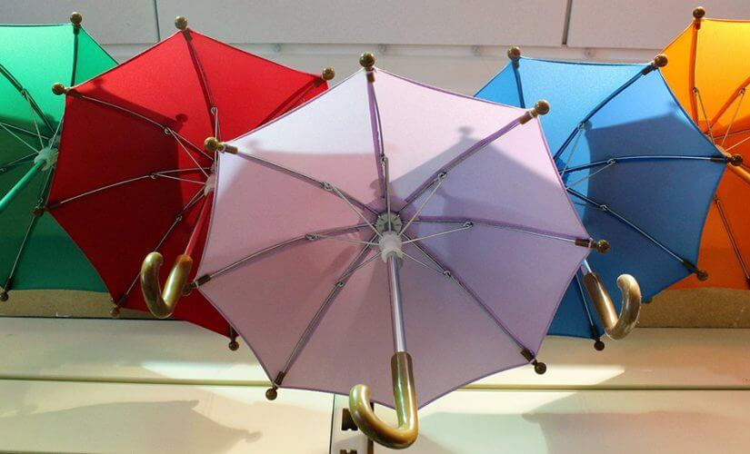 How to choose right umbrella for you