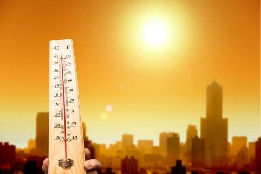 How to take care during the hot weather