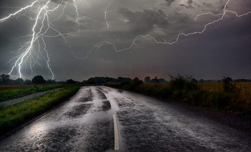 The Perfect Storm: How to Drive in Heavy Rain and Hail