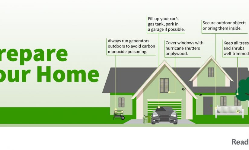 5 ways to prepare your home for a hurricane: Safety tips you should know